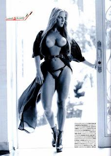 Playboy Tambem Trara Em Sua Edicao De Setembro Fotos Do Ensaio