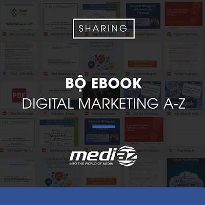 Bộ tài liệu Ebook Digital Marketing A - Z MediaZ
