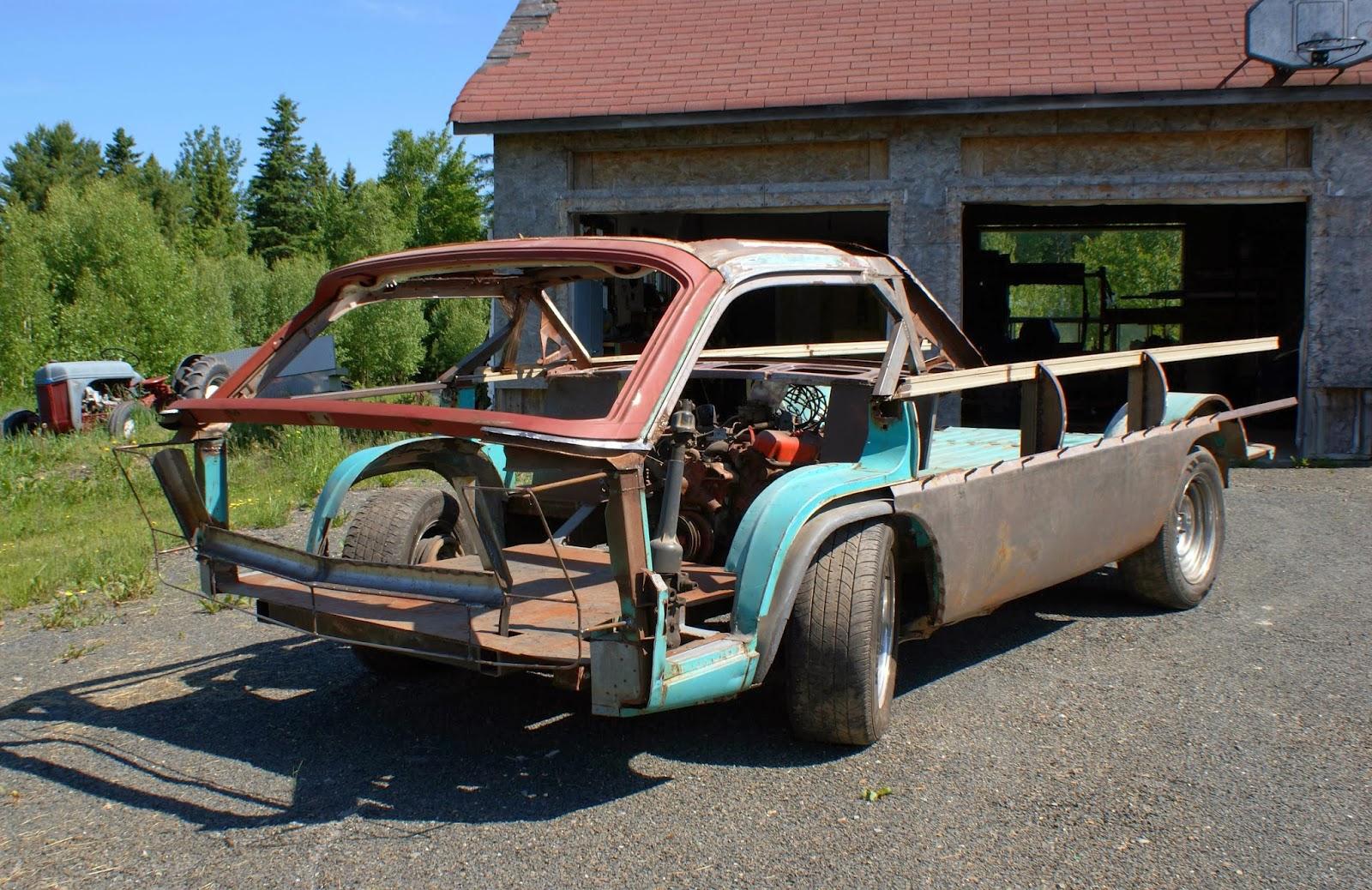Carhunter February 2014 Custom Car Deora