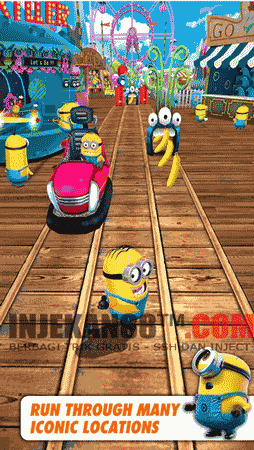 Games Android 2015 : Despicable Me v2.6.2c Mod APK + Data