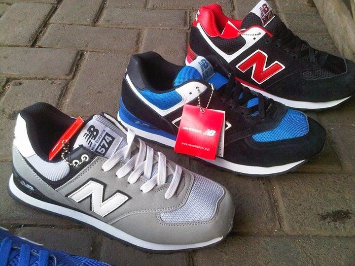 Een Shop Sepatu New Balance Ori