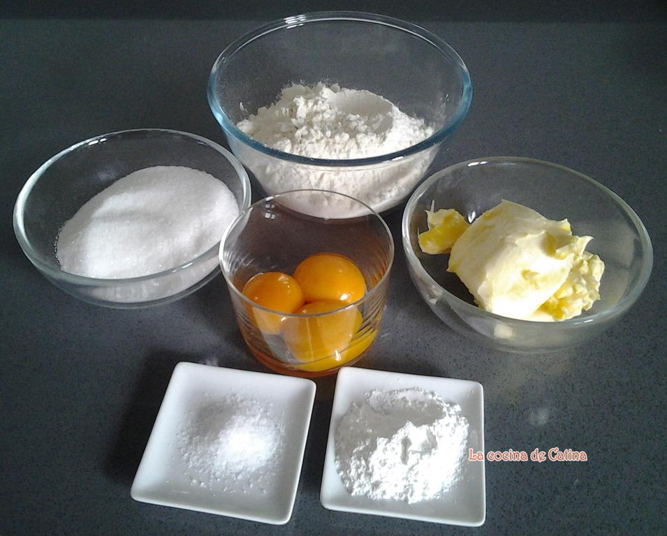 La cocina de catina tartaletas de chocolate for Cocina 5 ingredientes jamie
