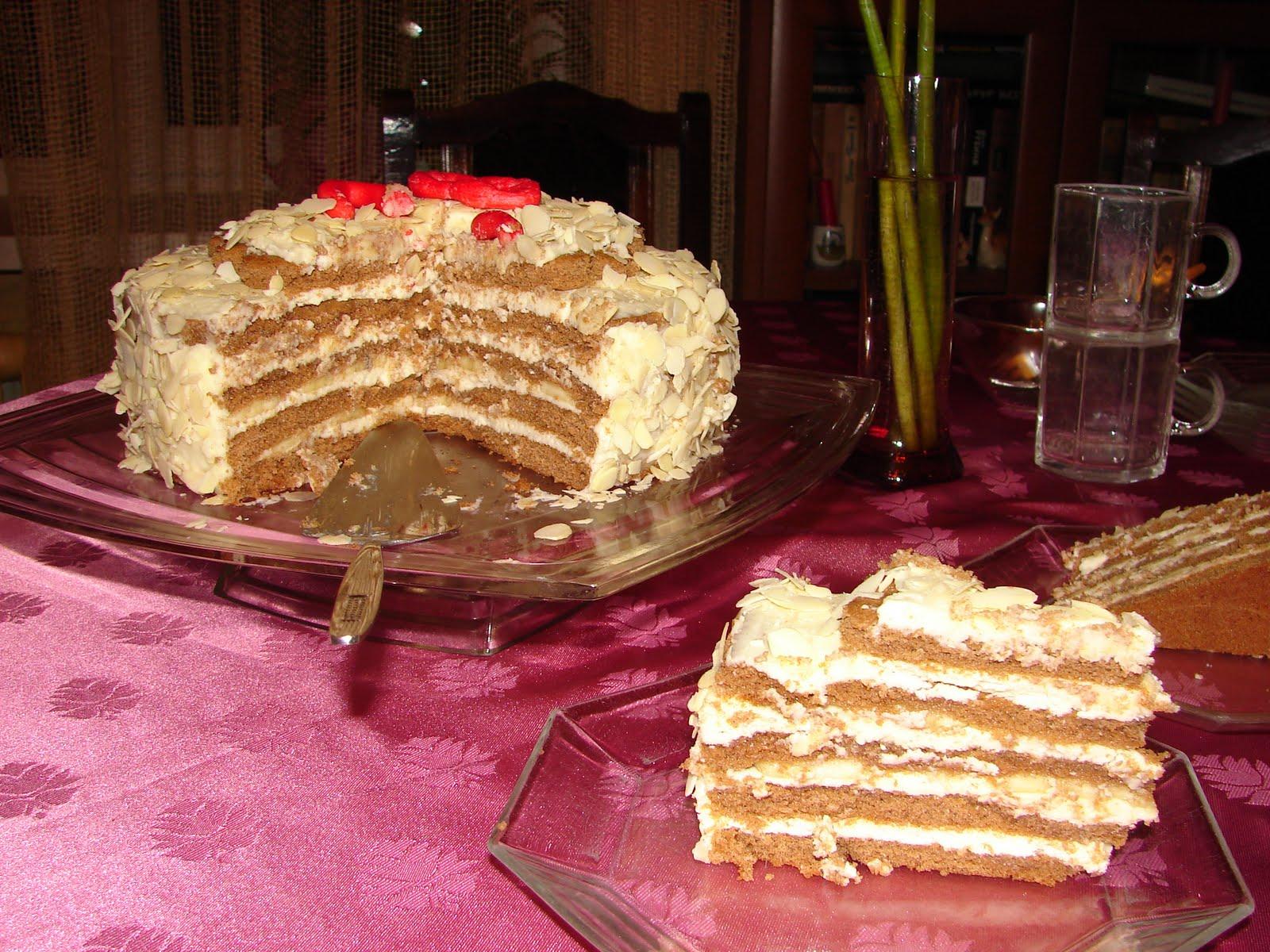 Как в домашних условиях пропитать бисквитный торт