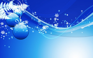 happy holiday blue balls picture