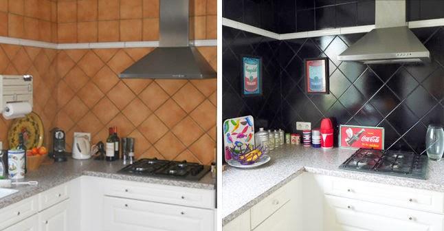 Ma maison au naturel relooker sa cuisine petit prix for Peindre sa cuisine en blanc