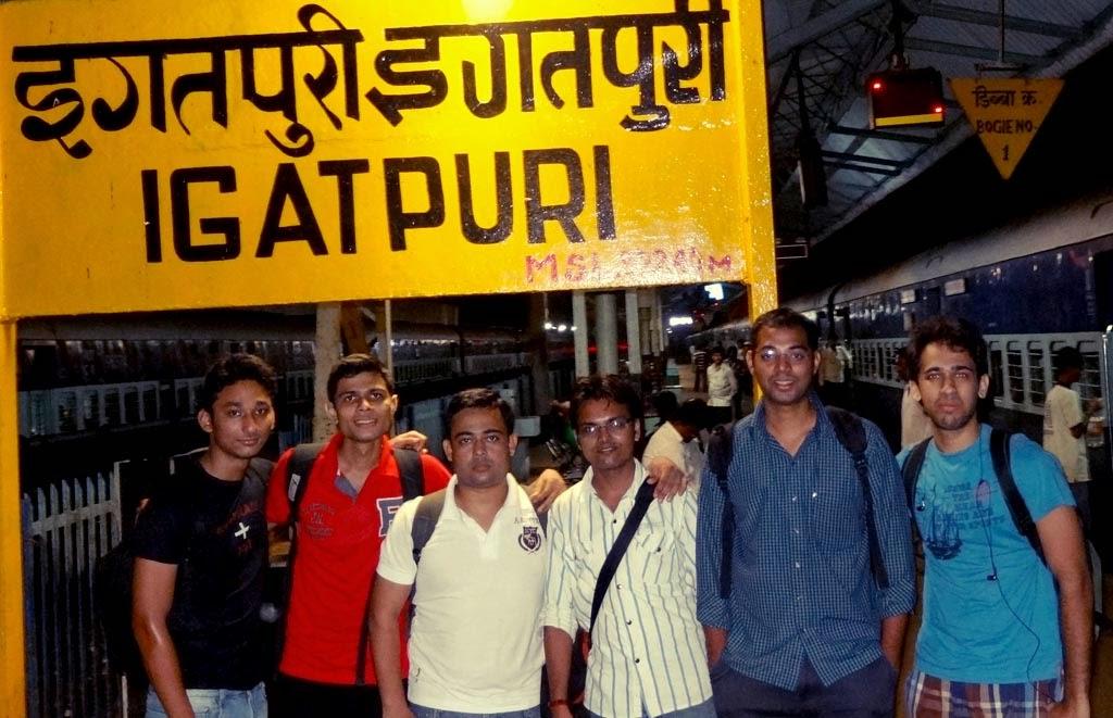 Igatpuri station