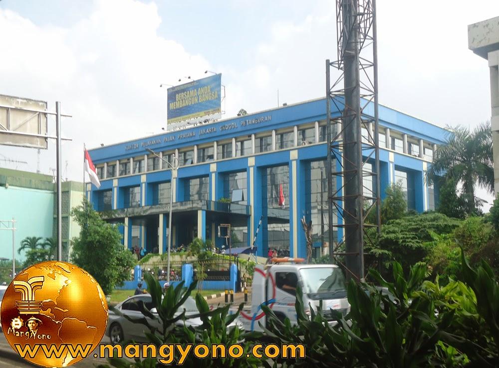 Kantor Pelayanan Pajak Jakarta Grogol Petamburan