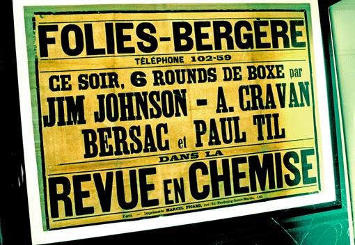 Arthur Cravan colossus mina loy maintenant boxe poete boxeur vs jack johnson folies bergere galerie 1900-2000 rue de seine paris marcel fleiss