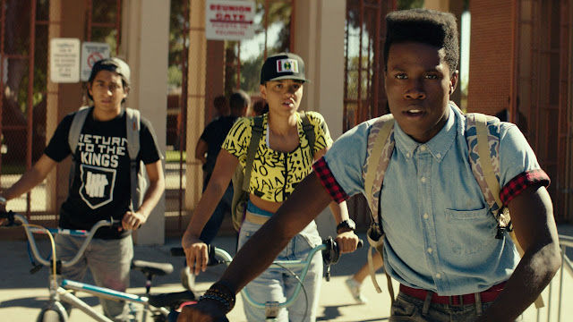"Shameik Moore gets in over his head in ""Dope"""