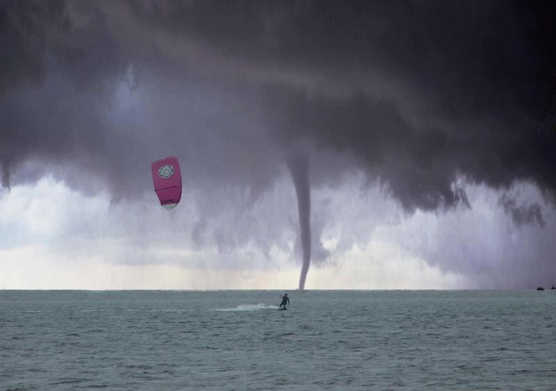 sottomarina kite