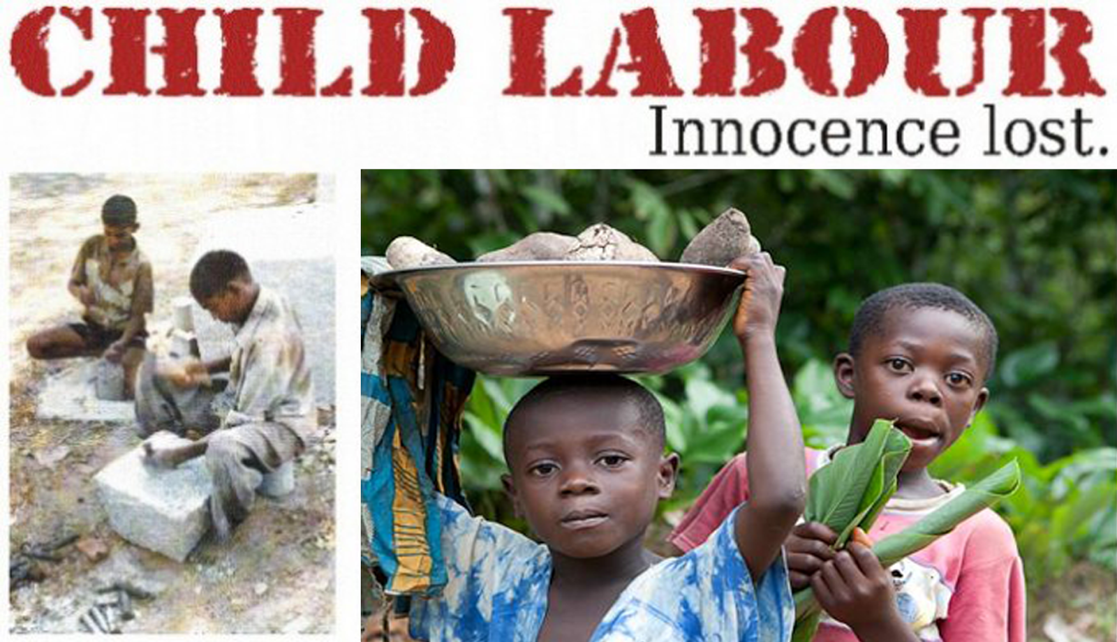 term papers on child labour Child labor essayschild labor is a serious problem in many parts of the world, especially in developing countries labor is defined as physical or mental work especially of the hard or fatiguing kind.