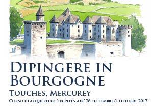Dipingere in Bourgogne