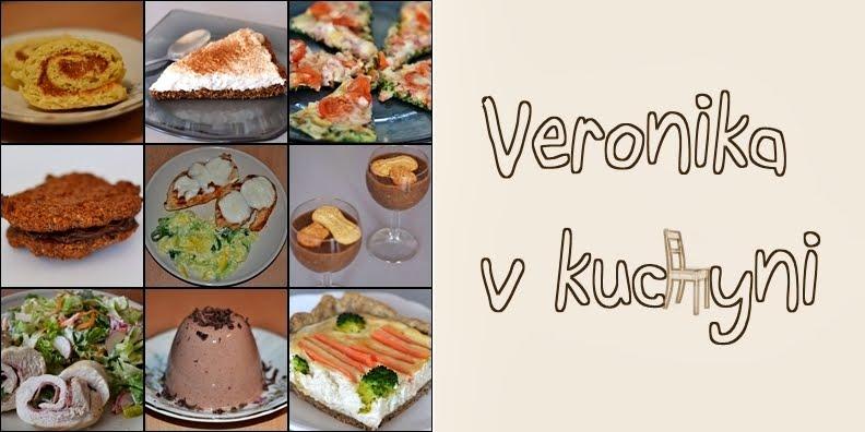 Veronika v kuchyni