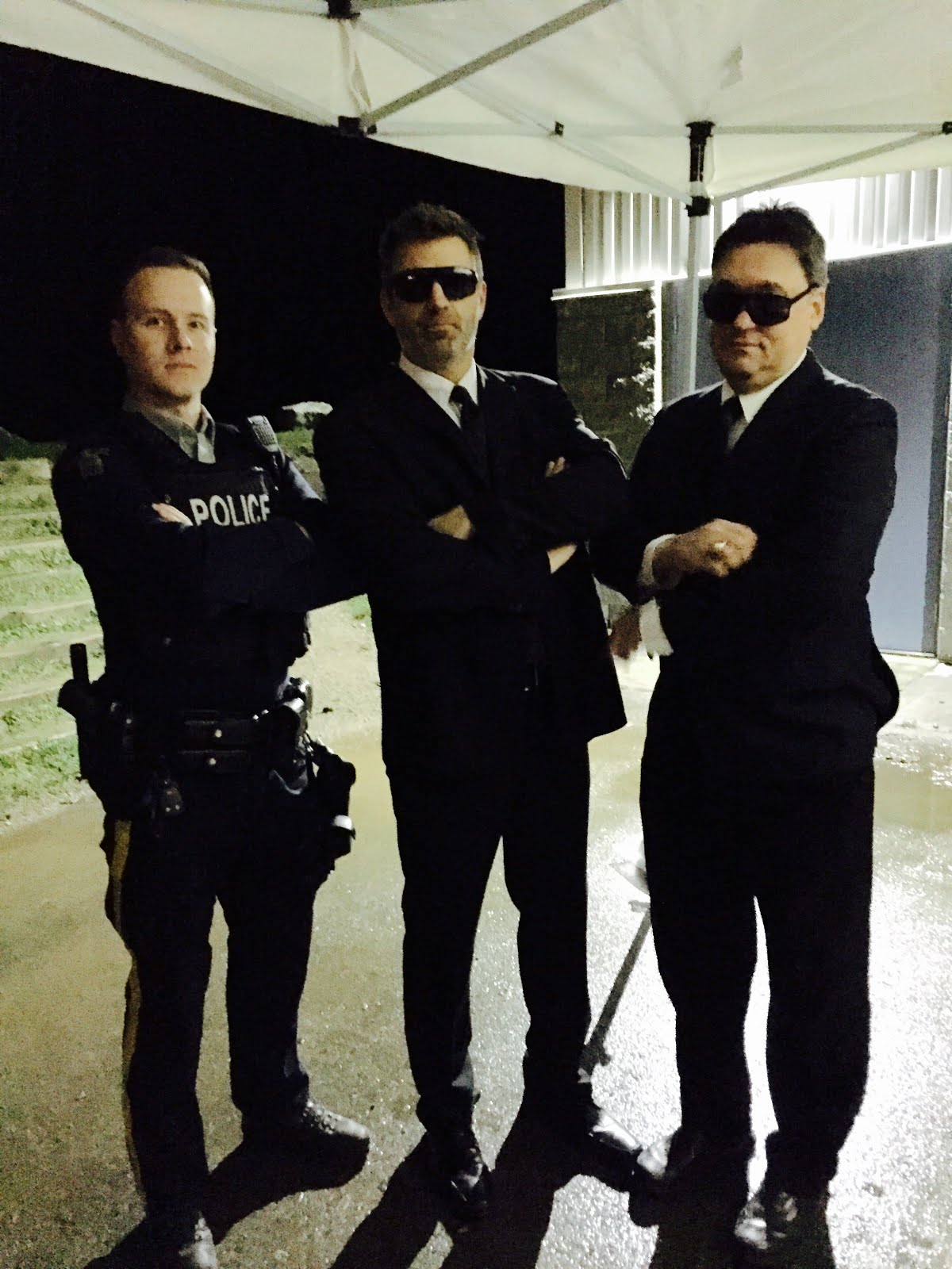 Winter Formal Security