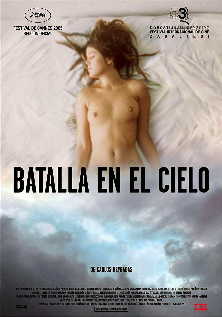 Batalla en Cielo - Carlos Reygadas