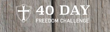Are you ready for 40 Days?