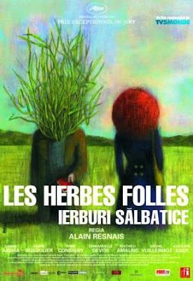 Las malas hierbas (Les herbes folles)(2009) movie poster pelicula