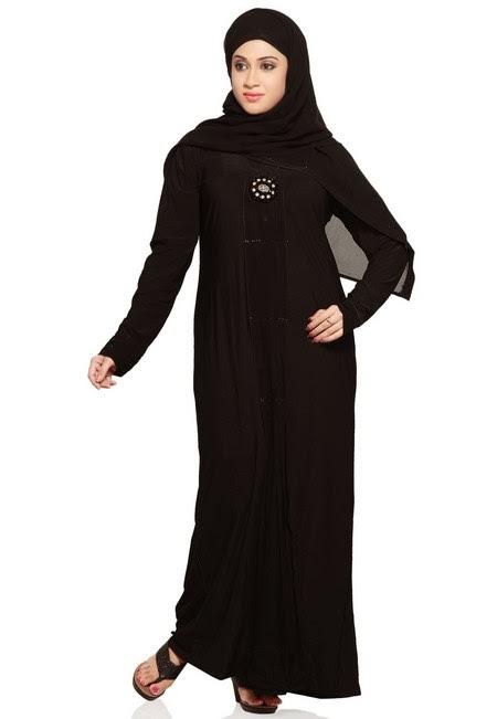 Islamic Abaya and Hijab