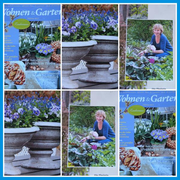 Tijdschrift: Wohnen und Garten
