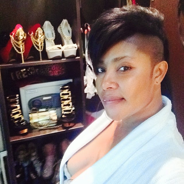 Actress Angela Okorie Shares New Photos
