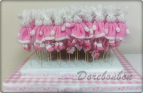 Tavşandan Bebek Şekerlerimiz Hazır