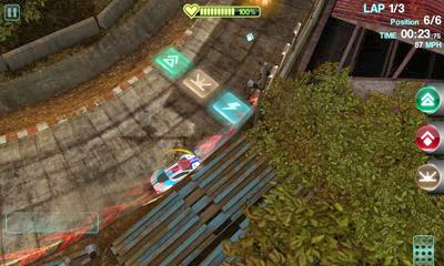 Blur Overdrive v1.0.6 APK + DATA Free Shopping Hack