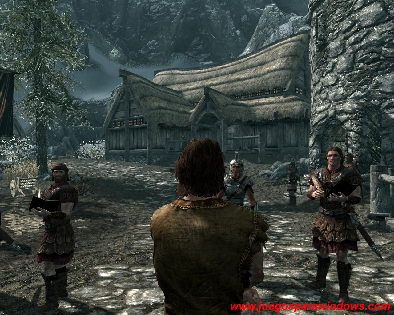 the elder scrolls V skyrim PC screenshot