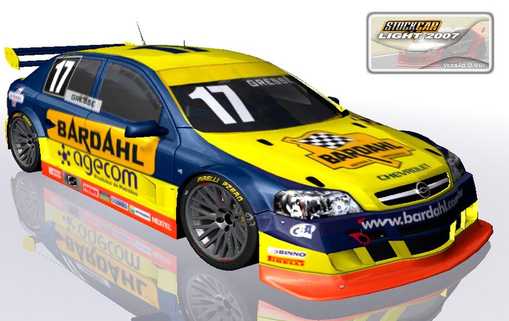 games: Mod Stock Car Light 2007 - Rfactor