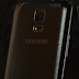 Pictures of the premium Samsung Galaxy F leak