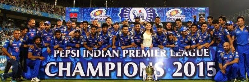 IPL 2015: FULL LIST OF AWARD WINNERS AND IMPORTANT STATISTICS