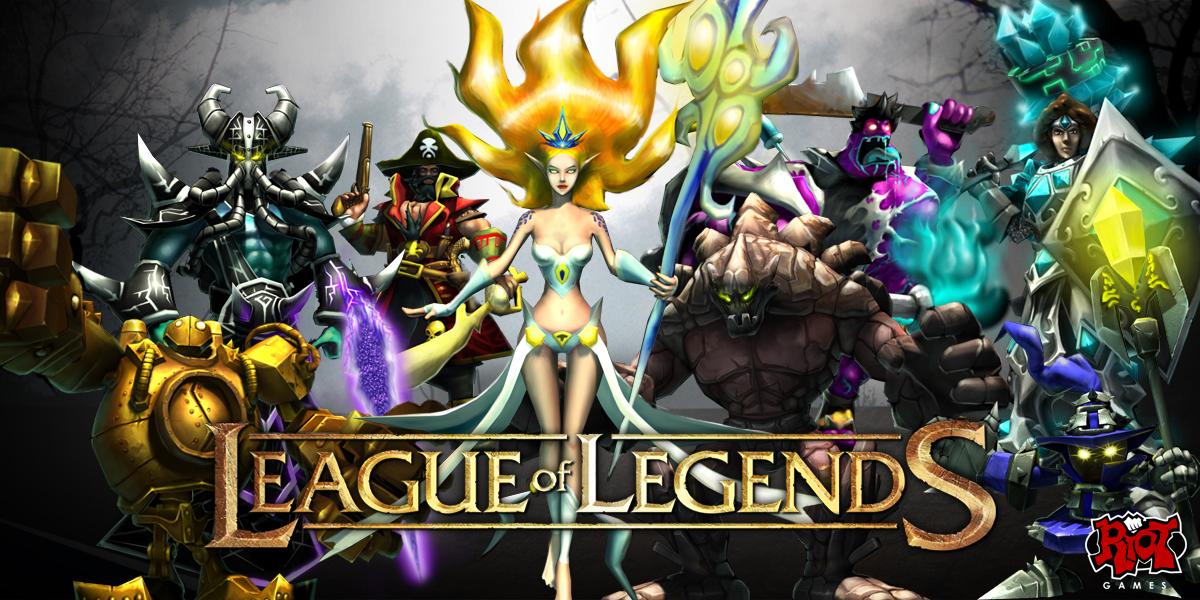 League Of Legends Play For Free DoTA Alternative