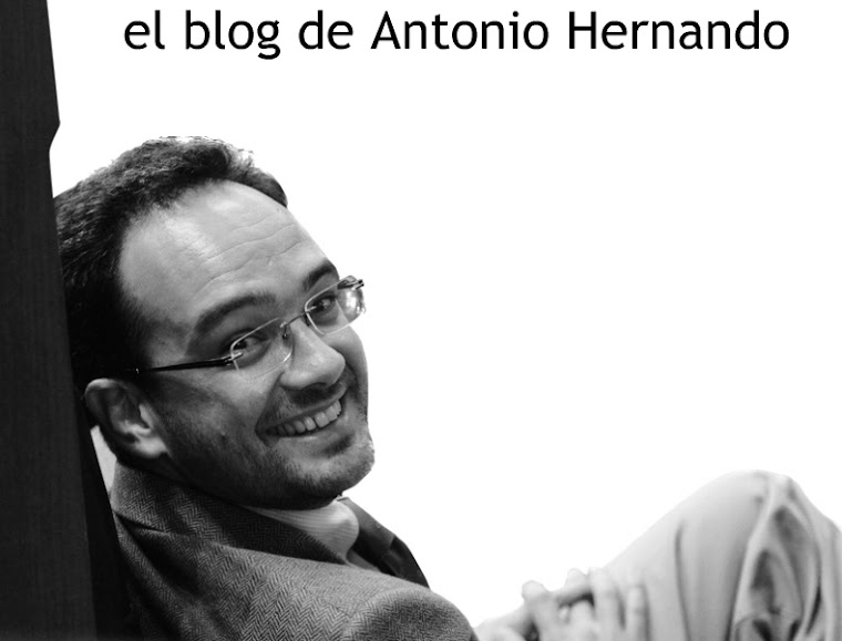 El blog de Antonio Hernando