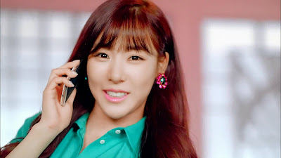 girls generation my oh my tiffany