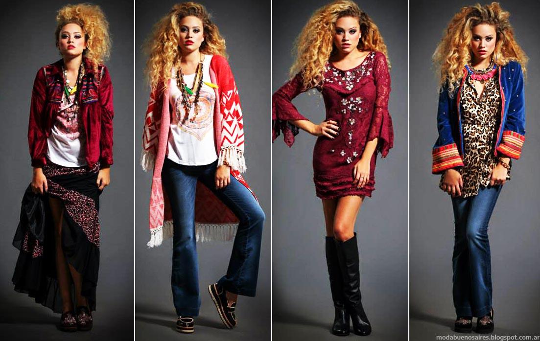Moda otoño invierno 2015. Looks Sophya, moda urbana, bohemia, chic, otoño invierno 2015.