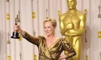 Meryl Streep Winner!