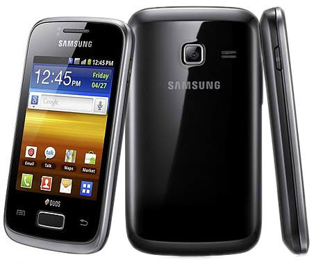 Tell U How To Reset Factory Setting of Samsung Galaxy Y S5360