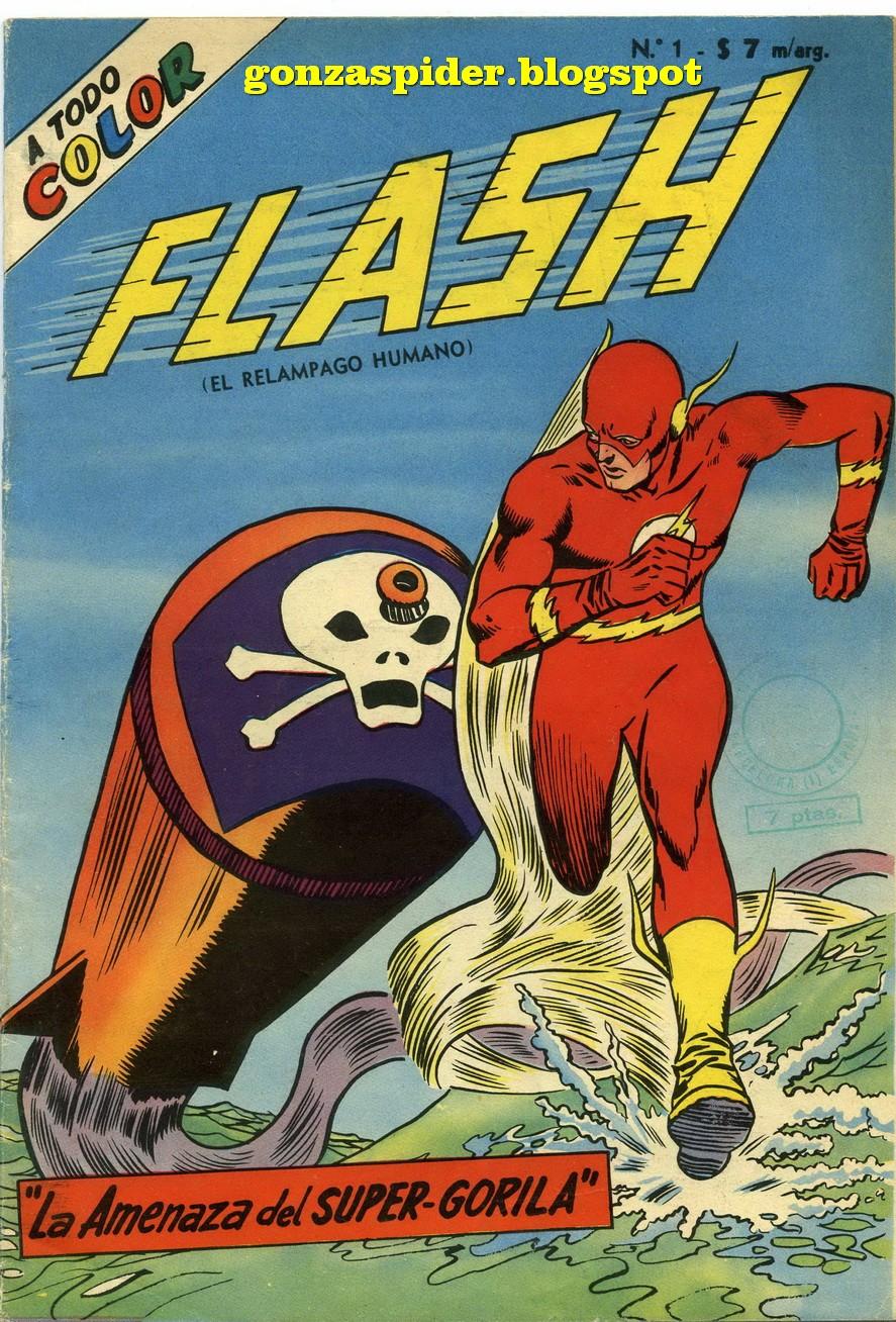 [Debate] Los Orígenes Comiqueros Marvel, DC  y otros en Argentina  Flash_Much_1