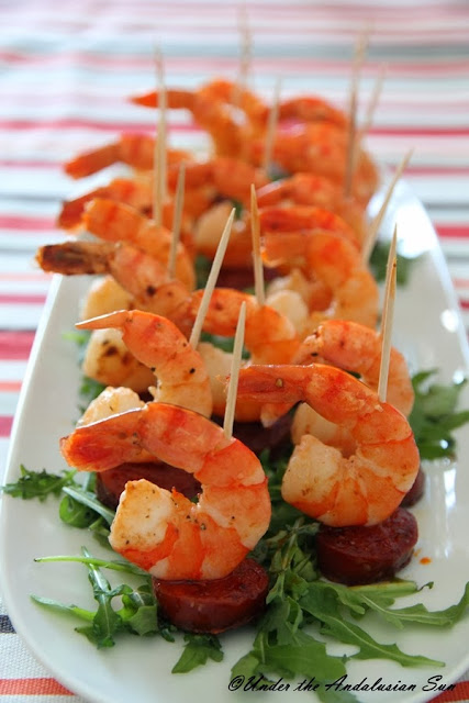 Under the andalusian sun food wine and travel blog for Where can i buy canape cups