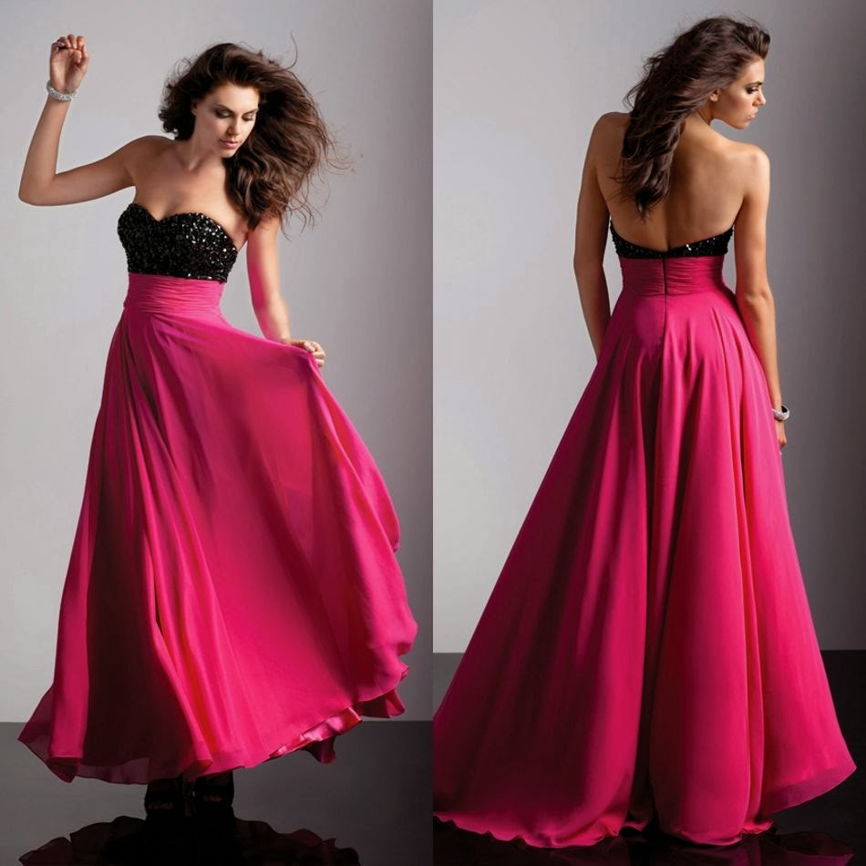 Fantásticos Vestidos de noche para la mujer de hoy