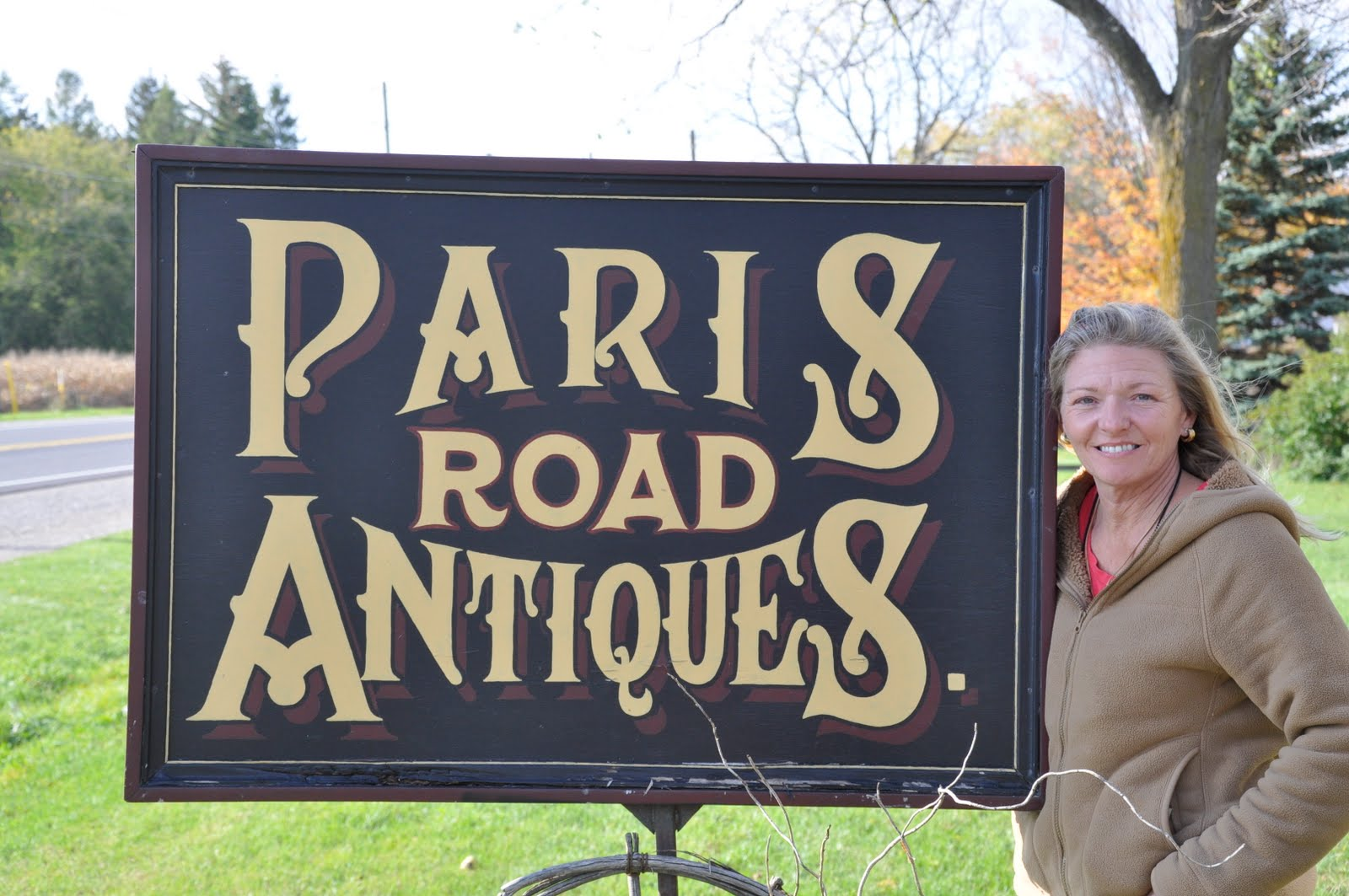 Paris Road Antiques