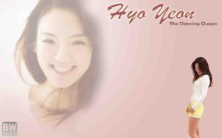 Hyoyeon SNSD Wallpaper