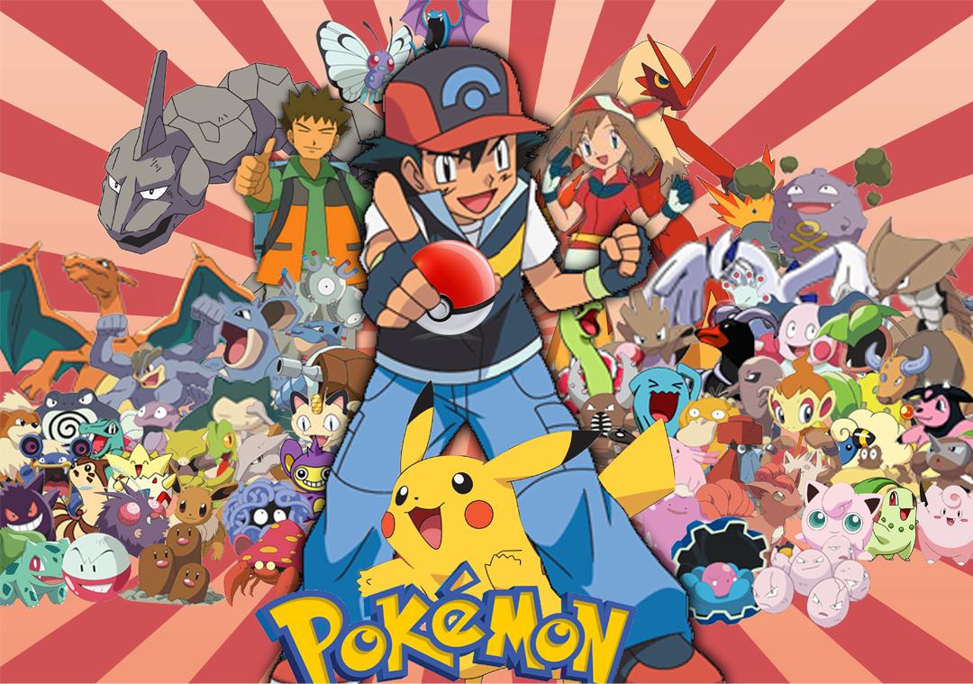Pokemon Family Wallpaper