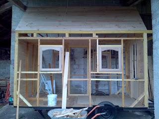 Build tiny home