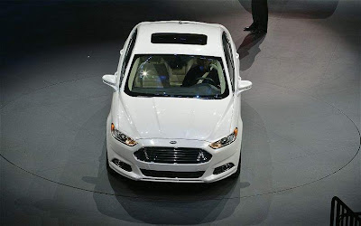 2013 Ford Fusion aston martin review.