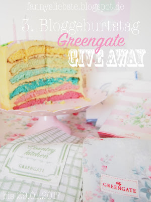 Giveaway bei Fanny