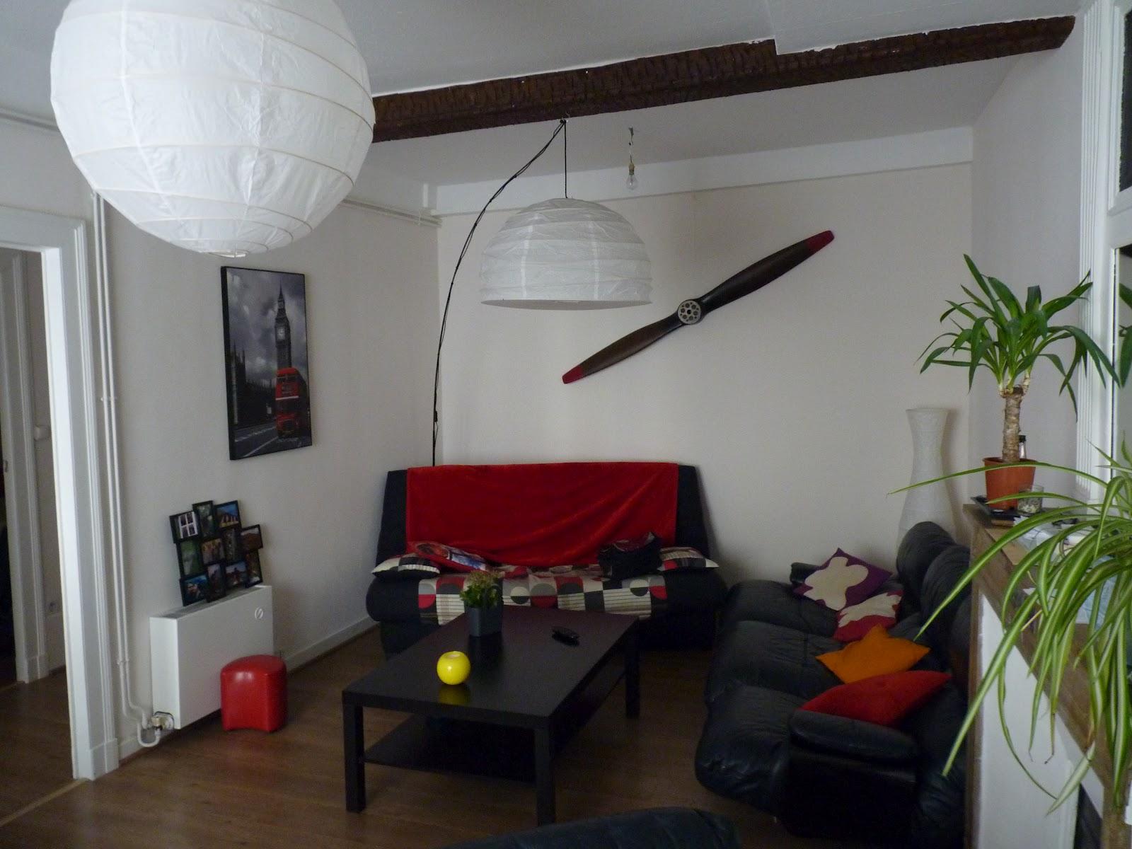 f2 f3 louer en hyper centre de clermont ferrand. Black Bedroom Furniture Sets. Home Design Ideas