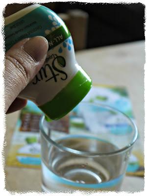 Stur, liquid water enhancer