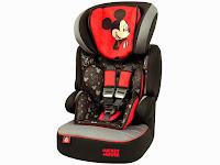 Cadeira para Auto Disney Mickey Mouse até 36kg