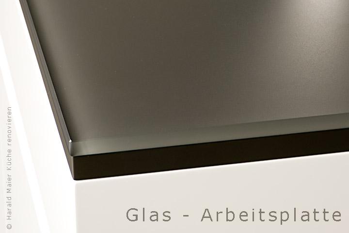 Arbeitsplatte glas  Glasarbeitsplatte ~ Kreative Ideen für Ihr Zuhause-Design