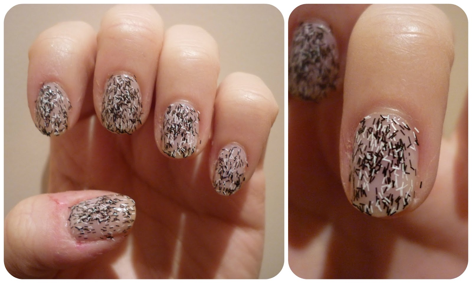 REVIEW: Sally Hansen Fuzzy Coat Textured Nail Colour | taken by surprise